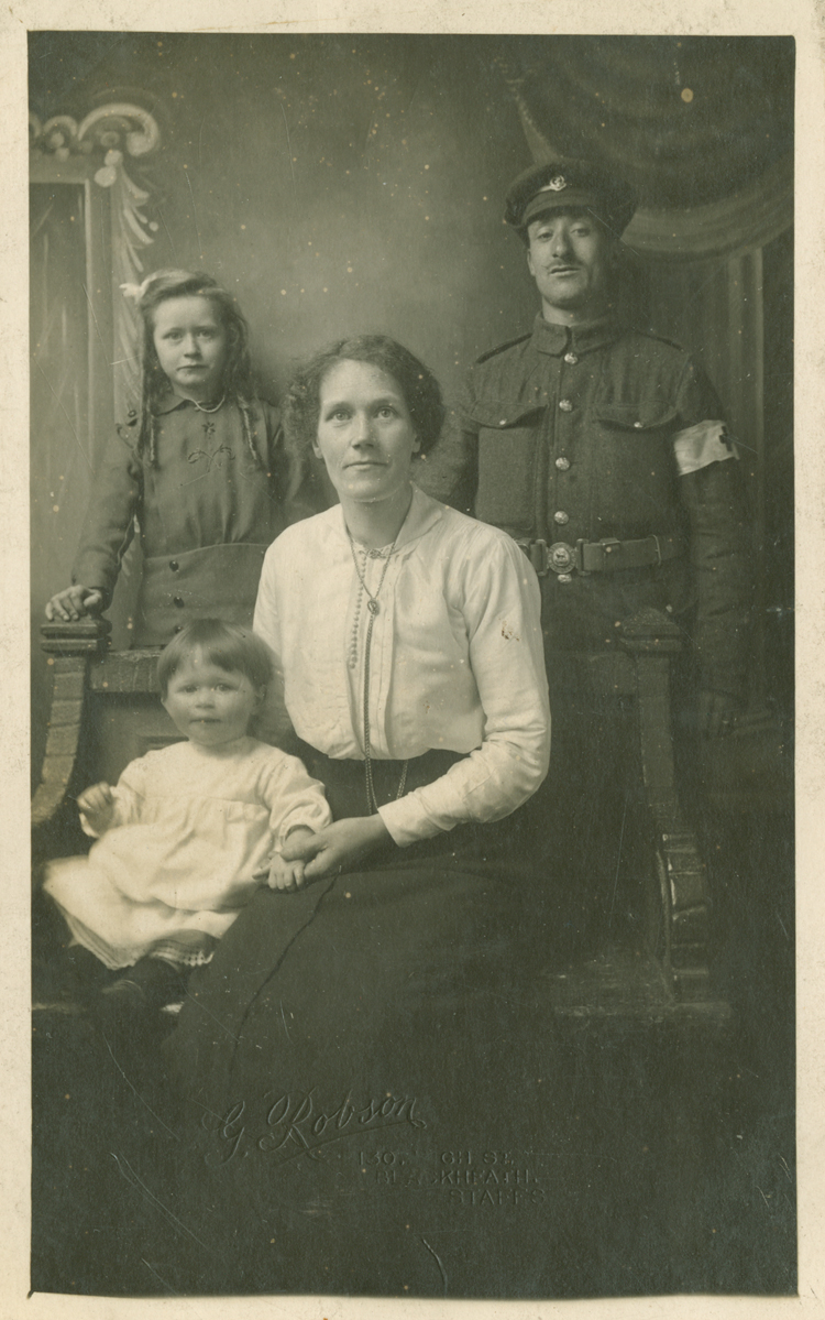 Family Portrait, 1915 [Library of Birmingham: LE]