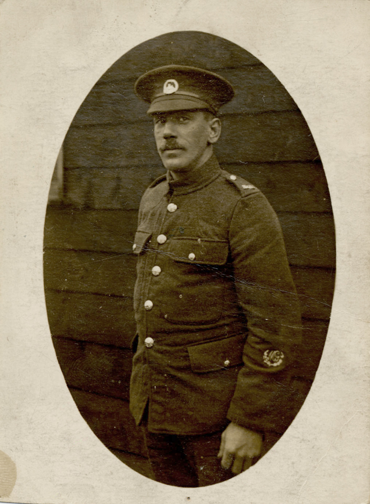 Photograph of Jesse Hill [Wolverhampton City Archives]