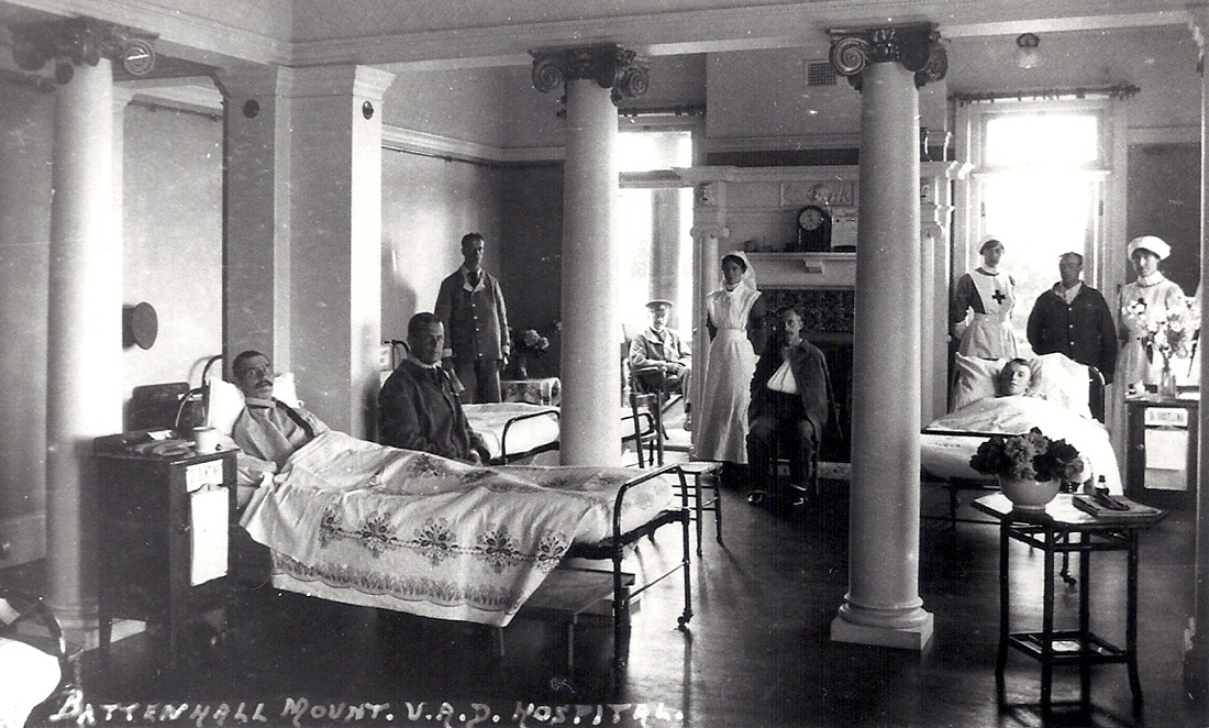 Battenhall Mount VAD Hospital [George Marshall Medical Museum]