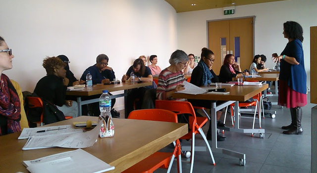 creative writing training courses birmingham