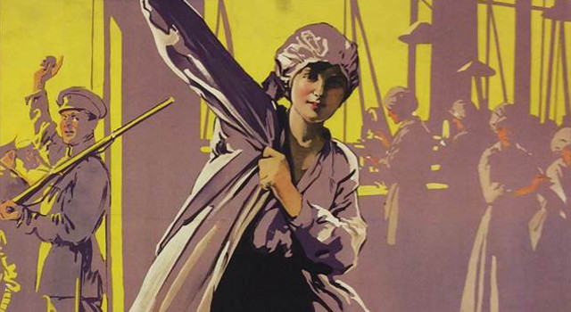 Labour Unrest Amongst First World War Female Workers