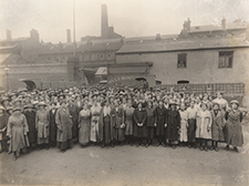 Mills Munition Factory Workers